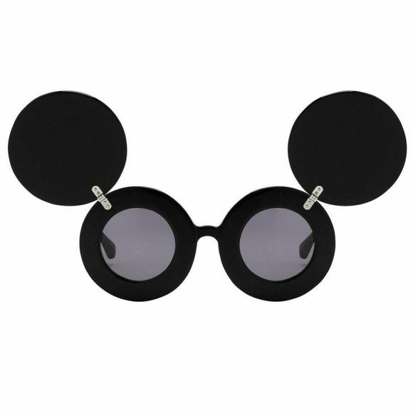 029abd91b63c Jeremy Scott Linda Farrow Mickey Mouse Sunglasses